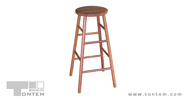 "Bar stool ""Hector""  - Hormigo."